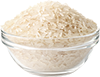 8 cups cooked white short grained rice