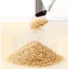 1 tsp raw sugar