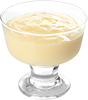 2 packages vanilla pudding mix