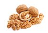 0.5 cups walnuts
