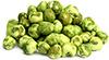 0.5 cups wasabi peas