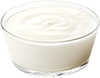 1 cup plain greek yogurt