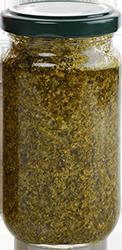 Image of pesto sauce