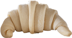 Image of refrigerated crescent dinner rolls
