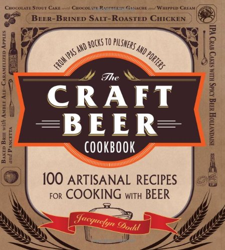100 recipes to put your beer to use in the kitchen