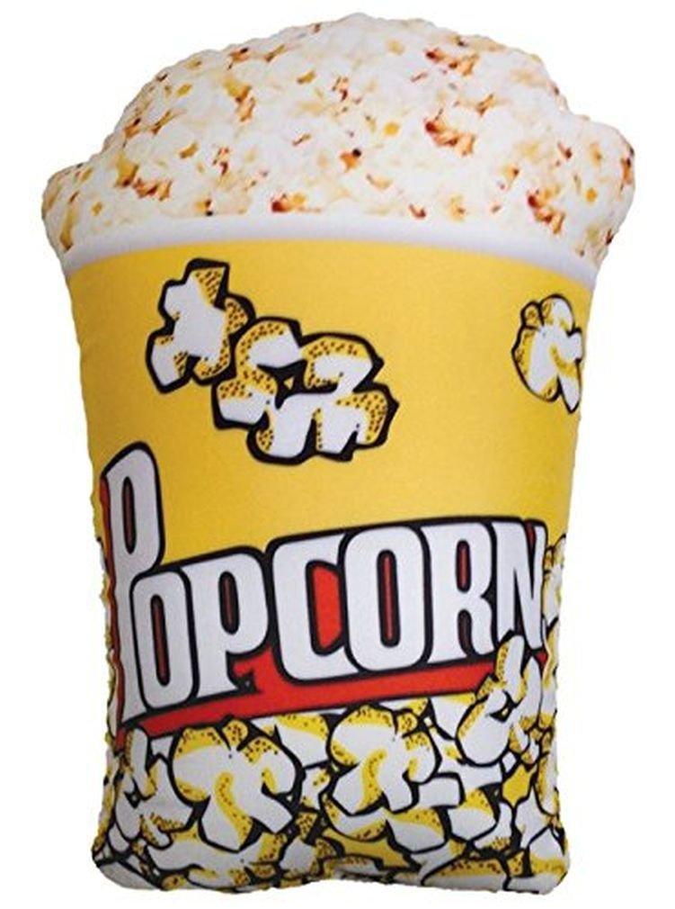 Classic popcorn bucket design
