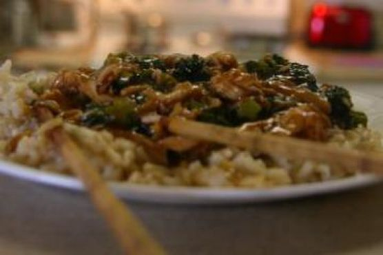 "Chinese ""brown Sauce"" Chicken"