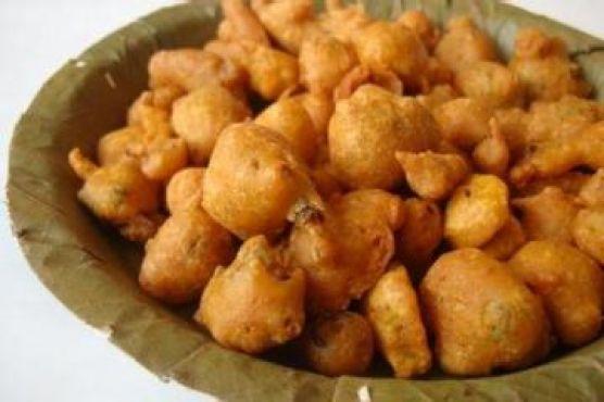 South Indian Onion Pakodas