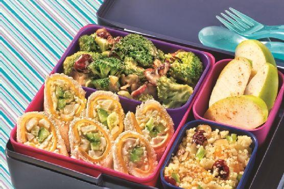 Sandwich Sushi Bento Box Lunch