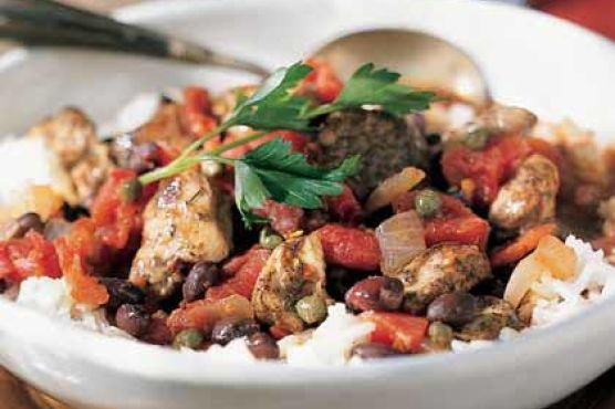 Jamaican Chicken Stew