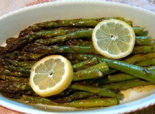 Lemon Lover's Asparagus Image