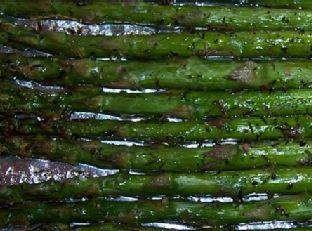 Barefoot Contessa's Parmesan Roasted Asparagus Image