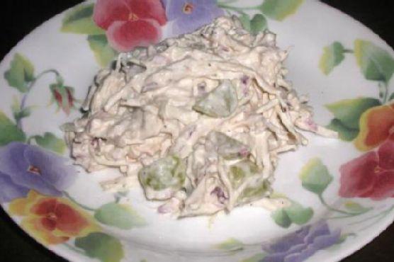 Greek Seasoning Chicken Salad