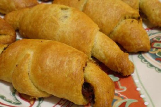 Image for Almost Instant Tomato Basil Crescents