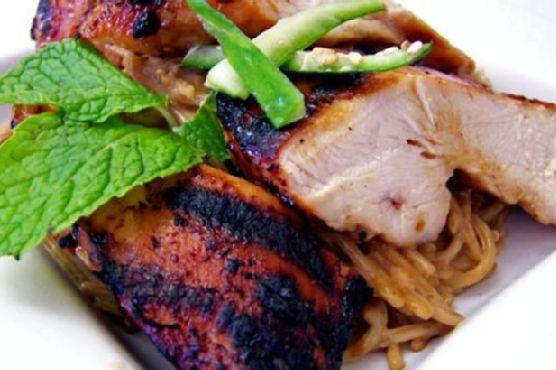 Supatra's Thai Chicken (gai Yang)
