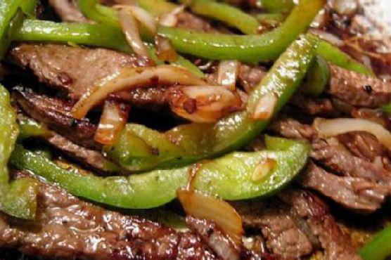 Good Eats Skirt Steak (Marinade) - Great for Fajitas!