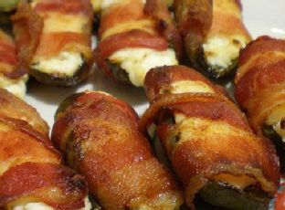 Grilled Jalapeno Poppers Image