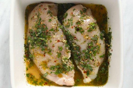 Homemade Italian Chicken Marinade
