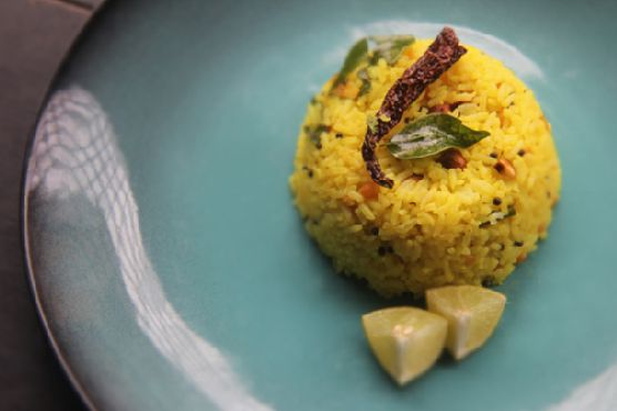 South Indian Lime Rice