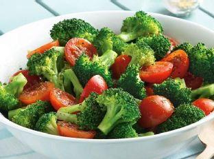 Broccoli and Tomatoes Image