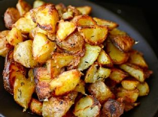 Ultra-Crispy Roast Potatoes