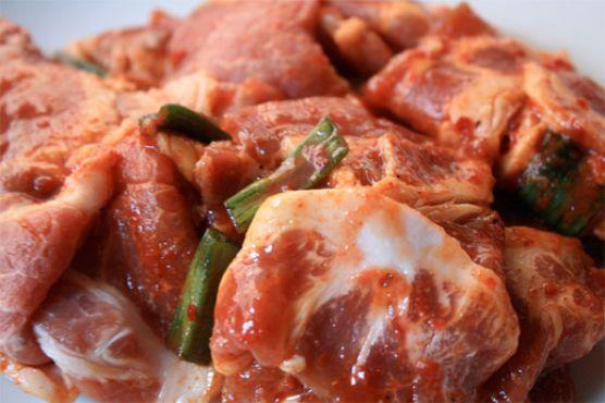 Korean Meat Marinade (Spicy or Non-Spicy)