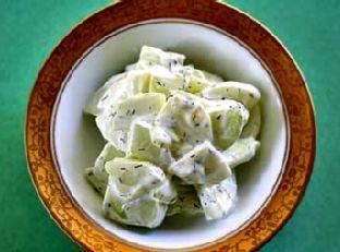 Cucumber Yogurt Salad (Tzatziki) Image