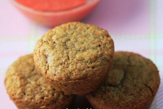Vegan Strawberry Cupcakes