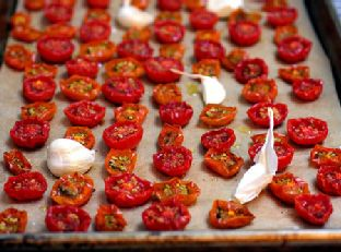 Slow Roasted Tomatoes Image