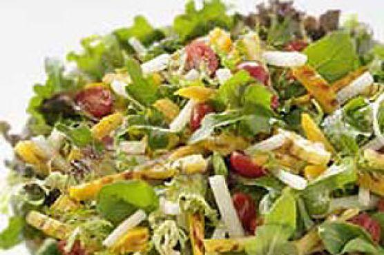 Rob and Lisa's Island Escape Salad