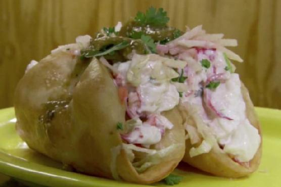 Lobster Taco