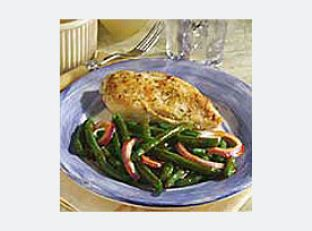 Sweet and Sour Green Beans Image