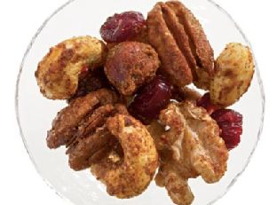 Crunchy-Sweet Nuts Image