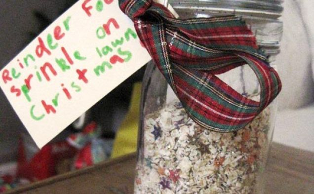 Image of Reindeer Food    Holiday Guest Post From Germaine Leece Of Some