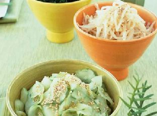 Mung Bean Sprout Salad Image