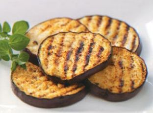 Spicy Grilled Eggplant Image