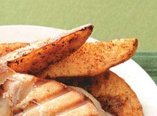 Chili Potato Wedges Image