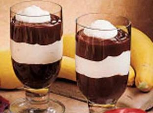 Peanut Butter Chocolate Pudding