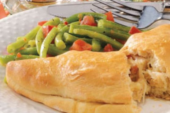 Image for Green Beans with Tomatoes