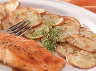 Roasted Dill Potatoes Image