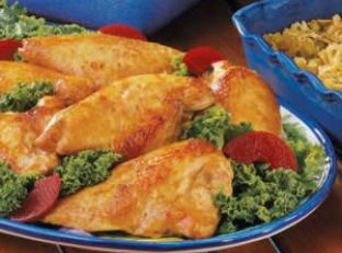 Marinated Baked Chicken Image