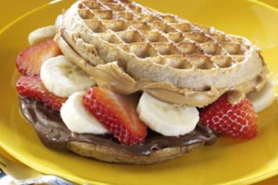 Waffles for every meal (and in between!