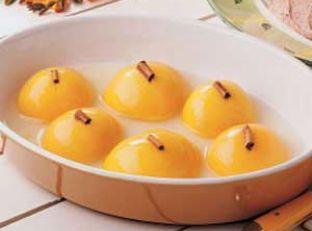 Cinnamon Peaches Image