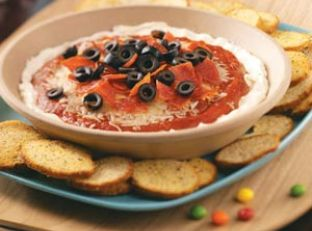 Olive Pepperoni Spread Image