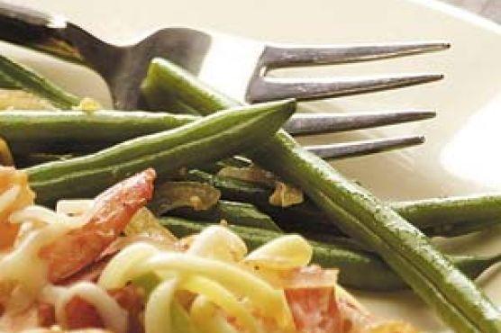 Seasoned Green Beans For 2