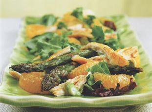 Orange Balsamic Chicken Salad