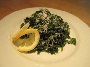 Lemony Kale Salad Image