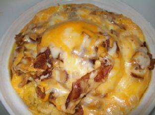 Crock-Pot Biscuit Breakfast Casserole