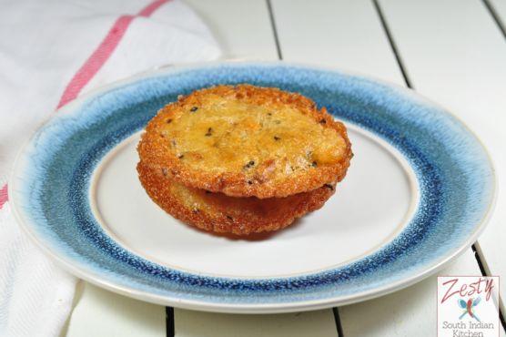 Kaniyappam/ Vishu Kaniyappam/Deep Fried Rice pancake