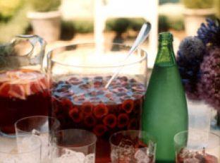 Bing Cherry Mojitos Image